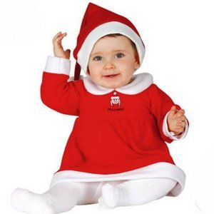 Toddlers Christmas Fancy Dress