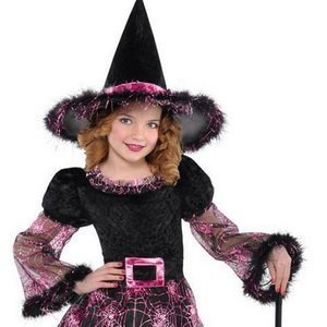 Girls Halloween Fancy Dress