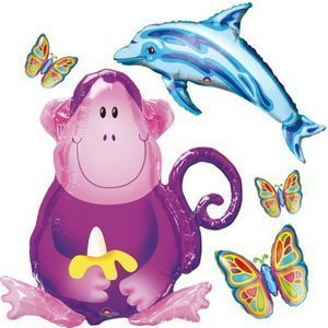 Animals, Fish & Insects Balloons